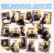 Burt Bacharach / Reach Out (LIKE NW CD) Lisa, Alfie, The Look of Love, Bond St.