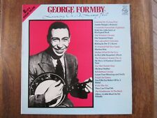 MFP LP - MFP1032. George Formby - Leaning on a Lamp Post. Two LP's Set. 1983.