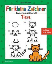 Spiel- & Mitmachbücher mit Tier-Thema im Taschenbuch-Format