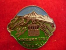 Obertall Hirzer used badge stocknagel hiking medallion G5123