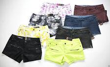 Damen-Shorts & -Bermudas im Freizeit-Stil aus Denim mit niedriger Bundhöhe