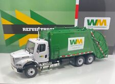 "First Gear 1/34 Scale Freightliner M2 Garbage Truck ""Waste Management Rear End"