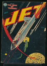 JET POWERS No. 4 1951 ME Pre-Code War Comic Book WALLY WOOD Bob Powell 4.0 VG