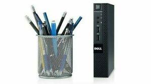 Dell Optiplex 3020m micro Intel i5 4590t 2.0Ghz 16Gb Ram 500Gb HDD Win 10 wifi
