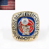 1989 Detroit Pistons Championship Ring #DUMARS NBA Champions Size 9-13 Mens