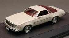 Chevrolet Chevelle Malibu Hardtop 1974 White 1:43 Matrix MX20302-322 Model