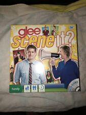 Glee Scene It Family Board Game New Complete & Sealed