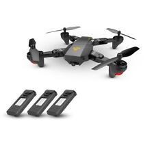 VISUO XS809HW Wifi FPV 2.0MP 120° FOV Wide Angle Foldable Selfie Drone L7D7