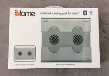 1Ihome Notebook Cooling Pad For Mac - Brand New In Box - Perfect for College