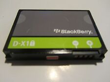 ORIGINAL BLACKBERRY DX1 D-X1 BATTERY Storm Curve 8900 9500 9520 9550 9630 9650