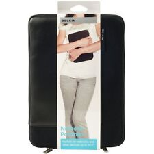 Belkin 10 inch Netbook Laptop Tablet Sleeve Black - Fits Apple iPad (80-8215)