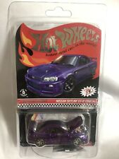 Hot Wheels RLC Nissan Skyline GTR 2020 Redline Club Member Car Limited Edition