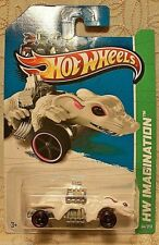 Hot Wheels Ratmobile Street Pests 2013 HW Imagination Collectible Toy On Card