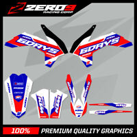 KTM EXC EXC-F 125 250 350 450 MOTOCROSS MX GRAPHICS SPLIT KIT 6 DAYS