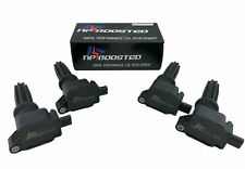 4 Ignition Coils for 2012-2019 Ford Mustang Focus RS 2.3L ST Taurus Fusion 2.0L