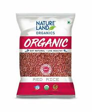 Natureland Organics Red Rice