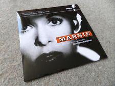 """Bernard Herrmann - """"Marnie"""" 7"""" Movie Soundtrack Vinyl Record RARE! Stylotone"""
