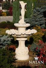 Springbrunnen Garten Teich Brunnen Stein Steinbrunnen Gartenbrunnen Fontaine 182