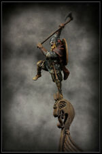 1/24 Scale 75mm Viking Axeman -10th Century Warrior High Quality Resin Kit !@@!