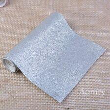 Glitter Fabric Grade 3D Wall Trim Bling Card Making Border Fine Table Runner Dec