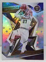 Jamal Murray 2019-20 Panini Revolution Astro Silver Holo Foil Stars Card #82 ??