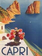 TRAVEL CUBA CARIBBEAN LAND FIESTA CARNIVAL DANCE ART PRINT POSTERBB7487B