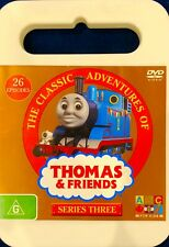 4🆕sealed-The Classic Adventures Of Thomas&Friends Series 3 R4 Dvd Super Rare