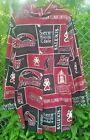 Saluki SIU Carbondale Parka Stadium Fleece Jacket Southern Illinois Zebra Snaps