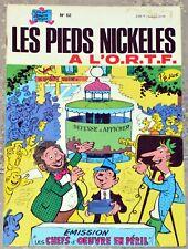 Les Pieds Nickelés à l'O.R.T.F. (n°62) 1974