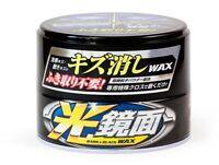 Soft99 Scratch Clear Car Wax Dark&Black Wax Mirror Finish New for Dark Color Car