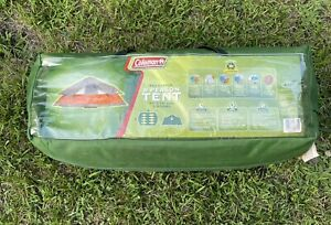 Coleman Red Canyon 8 Person Tent 17'x10' with 3 Rooms
