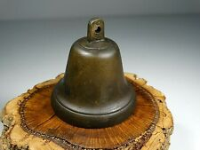 ANTIQUE SOLID BRONZE SMALL BELL GREAT SOUND