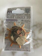 Walt Disney World  Pin Trading University Captain Jack Sparrow PIRATES CARIBBEAN