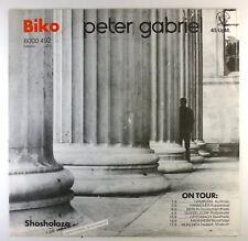 """12"""" Maxi - Peter Gabriel - Biko - E1115 - cleaned"""