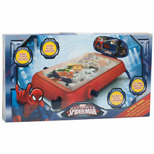 Ultimate Spider-Man Pinball Game - Marvel Spiderman Childrens Pinball Machine
