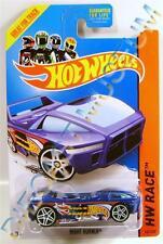 Nacht Brenner Schatzsuche TH T-Hunt Hot Wheels Chase Car Diecast Selten