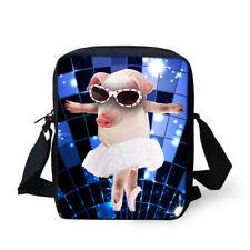 Funny Pig Bag Small Messenger Shoulder Bag Crossbody Purse Satchel
