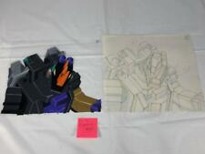 TRANSFORMERS JAPANESE BEAST WARS 2 II GIGASTORM ANIMATION ART CELL LOT 251