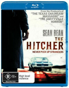 The Hitcher - Blu-Ray - Region ABC - Aus made - special features Free post!