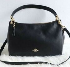 Coach Mia Shoulder Bag Black