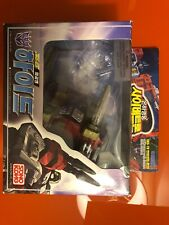 Transformers Armada Robots In Disguise MD 03 Demolisher Incomplete