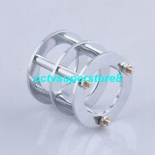 1pc Silver Tube Guard Protector Brass ECC82 ECC83 12AX7 12AT7 6922 Valve DIY
