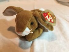 NWT RETIRED- Ty Ears Easter Bunny Beanie Baby DOB: April 18, 1995