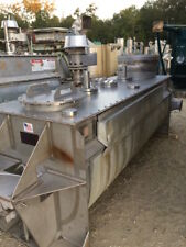 60 Cu. Ft. American Process Systems Sanitary 304Lss Twin Paddle Blender