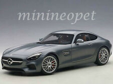 AUTOart 76312 MERCEDES BENZ AMG GT S 1/18 MODEL CAR MATTE GREY