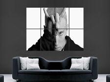 """Eminem musica rapper Muro Art Immagine grande POSTER GIGANTE! """""""
