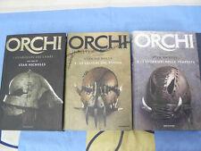 Trilogia Orchi Stan Nicholls 1+2+3 Guardiani dei lampi