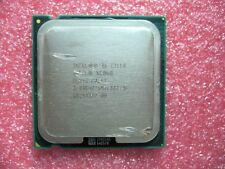 QTY 1x INTEL Xeon E3110 CPU 3.0GHz/6MB/1333Mhz LGA775 SLAPM SLB9C