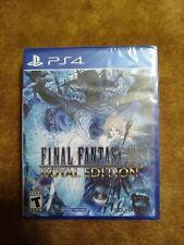 Final Fantasy Xv Royal Edition (Playstation 4, 2018) Brand New Square Enix