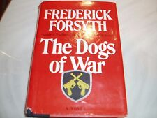 FREDERICH FORSYTH.. THE DODS OF WAR. HARDBOUND. IN ENGLISH.